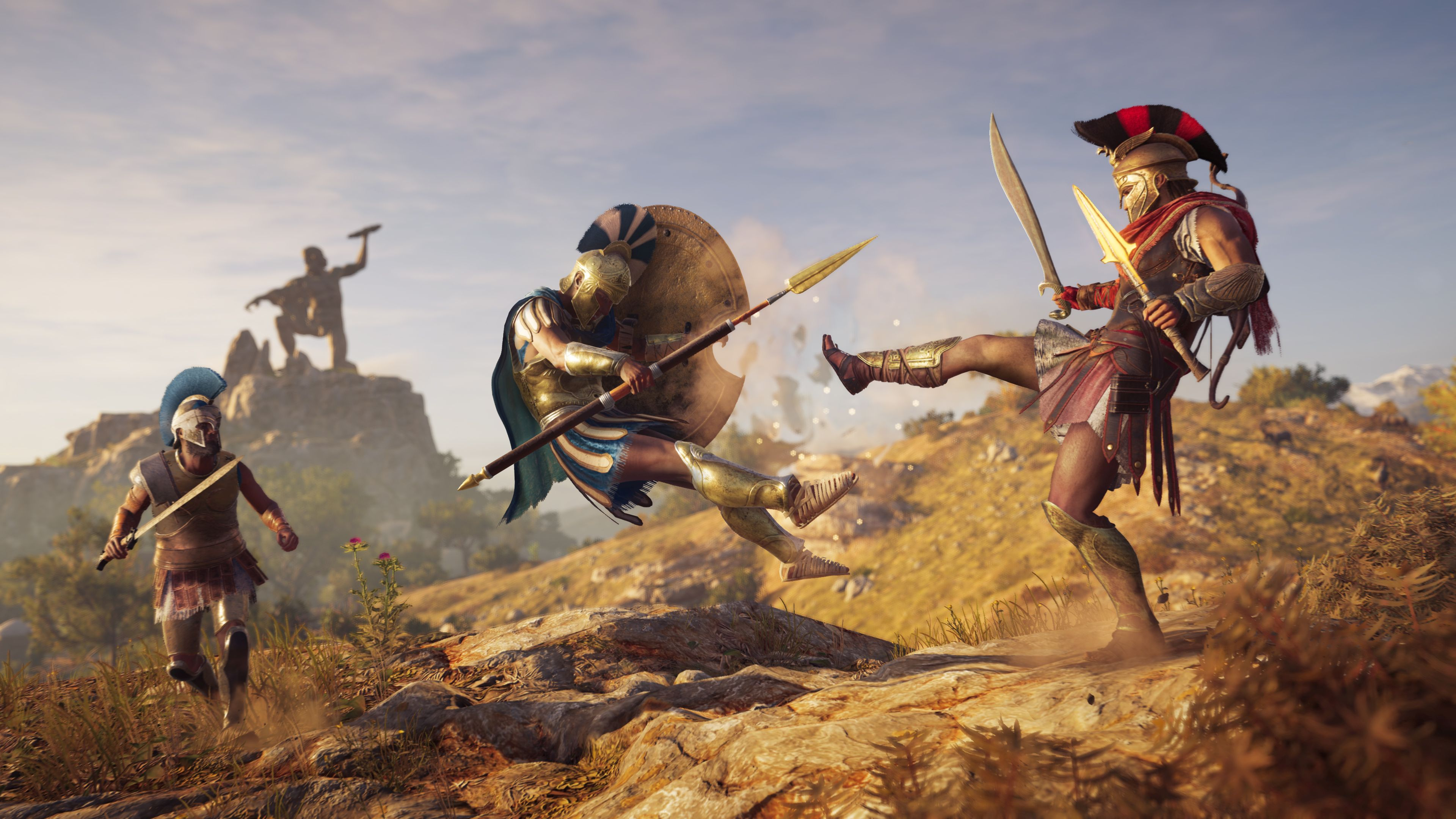 No Assassin's Creed game in 2019, Ubisoft says