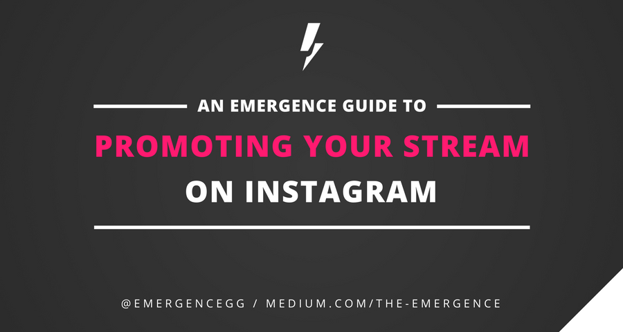 Promoting Your Twitch Stream on Instagram