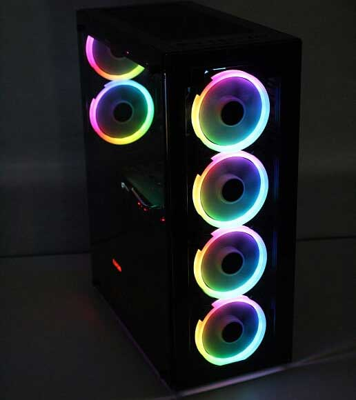 GameMax Predator A-RGB Full Tower Review